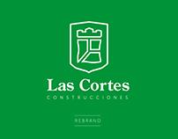 Las Cortes s.r.l - Diseño de Identidad