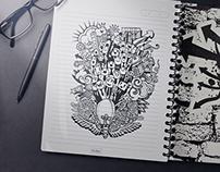 Scribe Black / incolors