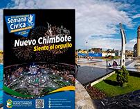 Brochure: Programa Semana Cívica 2016 Nuevo Chimbote