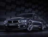 CGI BMW 4