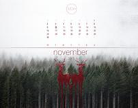Calendar - November 2015