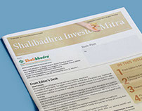 Shalibadhra Newsletter - March 17