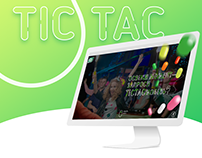 TICTACmobil | Promo site
