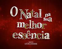 Logo para Convenção de Natal do Grupo L'Occitane