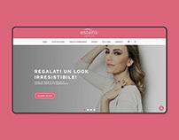Estens | WEB DESIGN