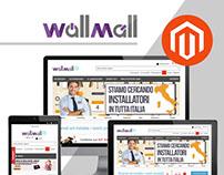 wallmall.it - Magento Ecommerce store