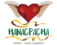 Logo Hanacpacha - Lodge Valle Sagrado - Cusco