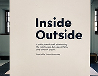 Inside / Outside Self- Curated Exhibition