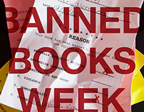 Banned Books Week Concept