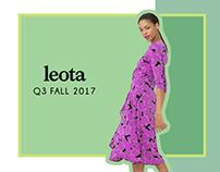 Leota Fall Campaign