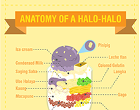 Anatomy Of A Halo Infogrpahic Personal Project