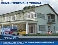 SAG Properties - Jalan Kebun Baru Site Billboard Design