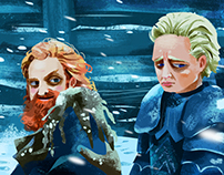 Tormund fanart