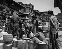 Nepal: the water of life