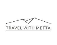 Travel with Metta Logo Design