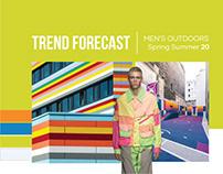 Trend Forecast & Development | SS20 Men's Outdoors