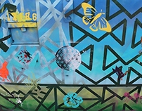 ART STREET MURALS AND PUBLIC ART PROJECTS