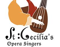 Logo St:Cecilia's Opera Singers