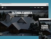 Fazenda Carioca Hotel Web