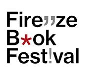 Firenze Book Festival - progettazione grafica