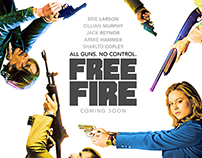 FREE FIRE Payoff Poster