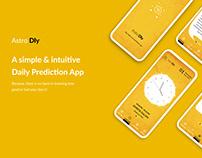 Astro Dly App. UX/UI
