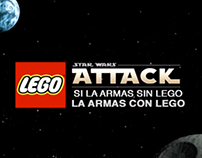 Star Wars Attack - LEGO