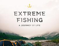 Extreme Fishing with Aleksandr Eremin