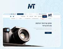 Motion Tech - Online Store