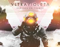 "CD Album • Vltravioleta ""Océanos en Trance"""