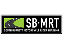 South Burnett Motorcycle Rider Training Logo + Branding