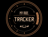 MY RIDE: TRACKER