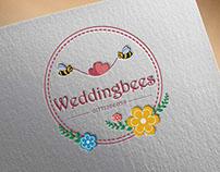Wedding Bees Logo
