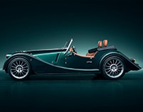 Morgan Cars new Plus Six