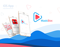 MusicBox mobile app