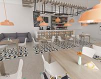 Nice restaurant design