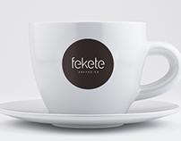 Fekete Coffe Co Identity