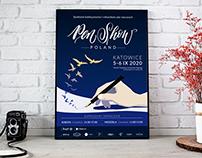 Plakat Pen Show Poland 2020
