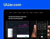 UIJar.com ★ Handpicked design inspiration