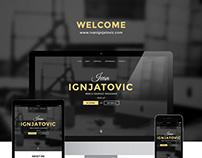 Web & Graphic Designer - Ivan Ignjatovic