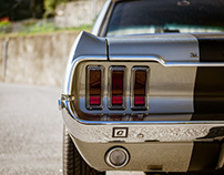 Street cars #1 Ford Mustang