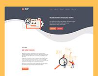 B2B Survey Provider - Web UI Design