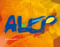 Couverture du programme de l'ALEP, édition 2016-2017
