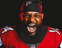 Atlanta Falcons Gameday GIFs 2017-18