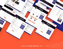 City Innovators Forum branding and website design