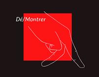 Montrer/Démontrer - Web Typographie