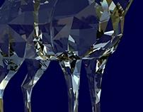 3D GEYİK GLASS ÇALIŞMAM