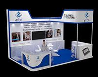 E Top Business Solutions Exhibition Design at DWTC