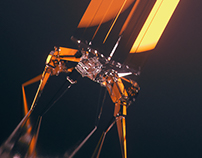 Glass bot