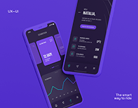 Smart Bike App — UX/UI